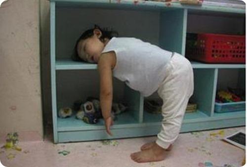 sleep during day